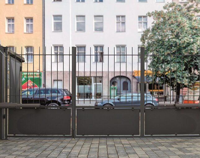 Entrematic swing gates - Ditec PWR 50_OK