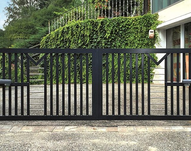 Entrematic swing gates - Ditec PWR